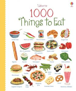 1000 thigns to eat