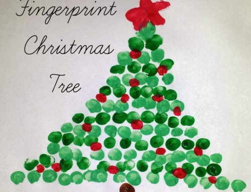 Christmas tree decoration song and activities