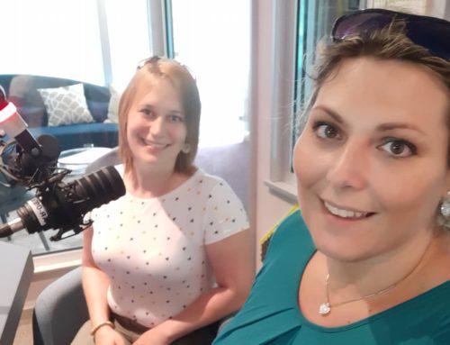 Ami fontos – Rádió interjú Gulácsi Annamáriával és Domonics Rékával